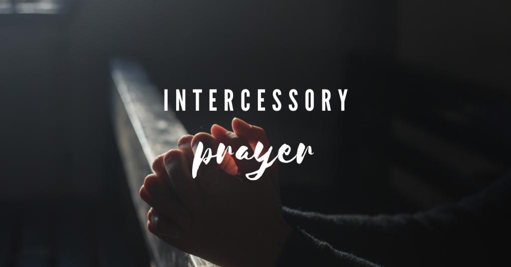 watch – prayer for intercessors